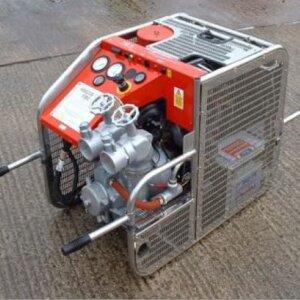 Motobomba S.I. Portátil Combate Incêndios & Emergência Motor Gasolina LW 2275