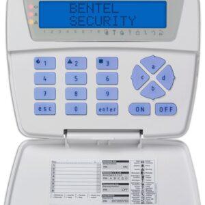 Painel Comando BKB-LCD
