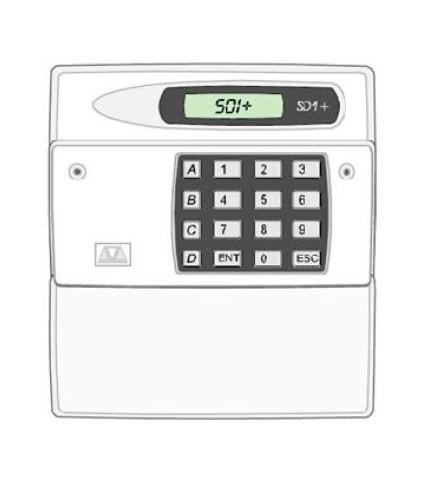 Transmissor Alarmes Linha Telefonica Analogica SD1+