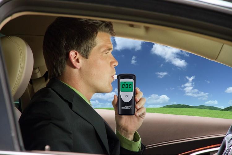 Alcoolímetro Despistagem DriveSafe