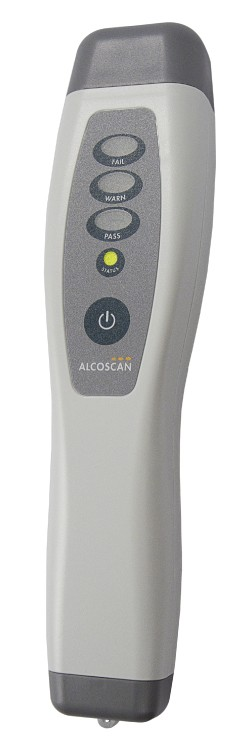 Alcoolímetro Passivo Despistagem Alcoscan