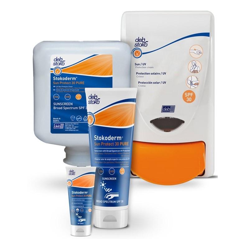 Creme de Protecção Cutânea Stokoderm Sun Protect 30 Pure