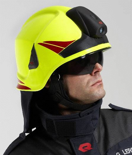 Capacete Bombeiro Heros Xtreme / Smart