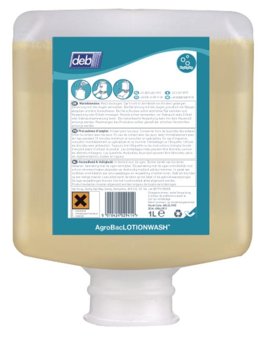 AgroBac Lotion Wash