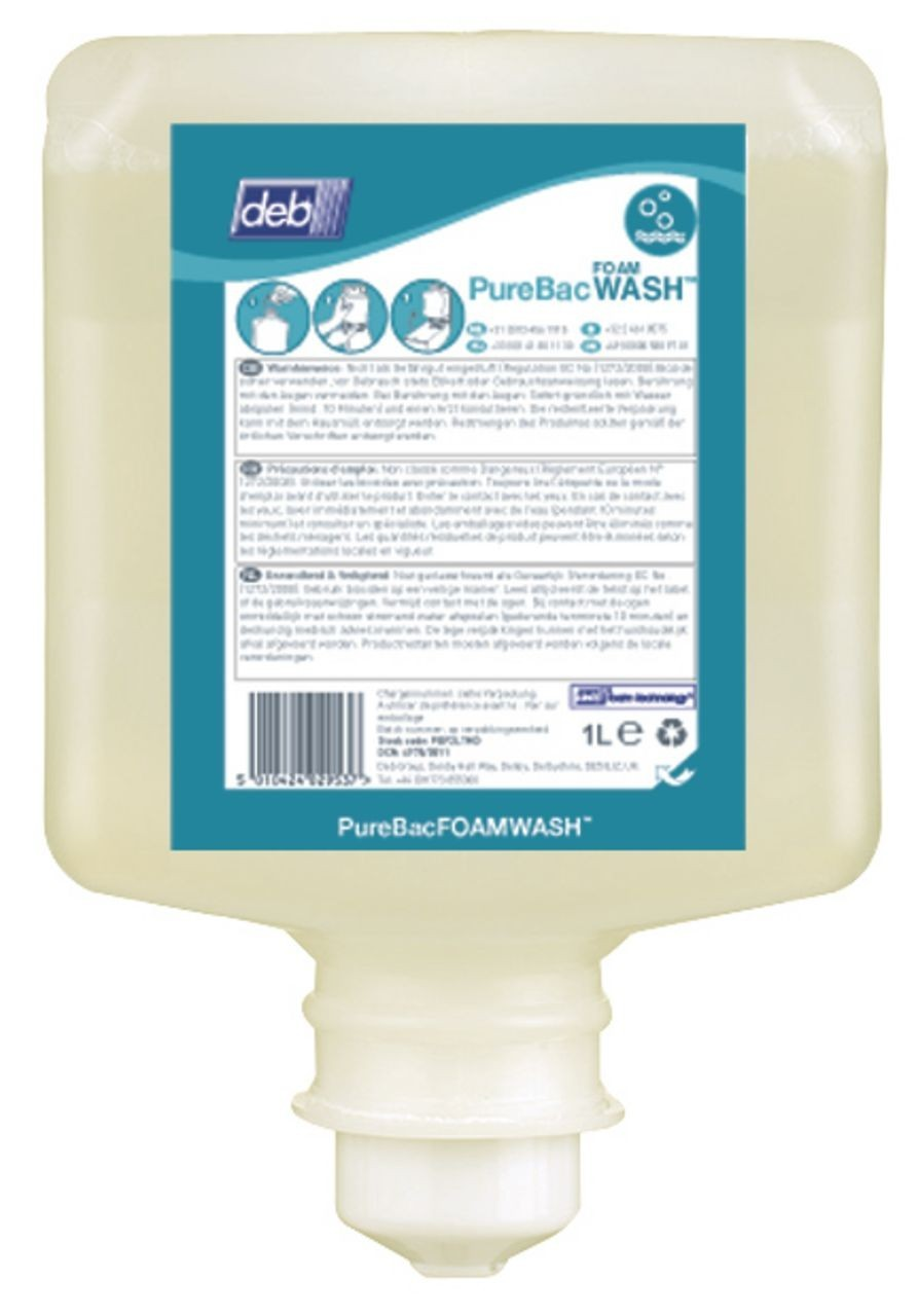 PureBac Foam Wash