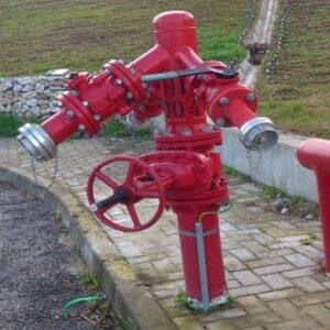 Hidrante SI DN 150, PN 16