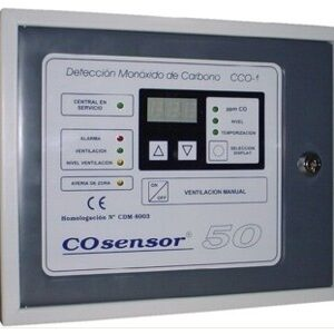 Central Deteção CO COsensor CCO-1