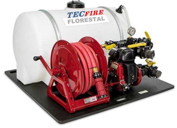 Indutor Espuma - Kit Florestal TecFire