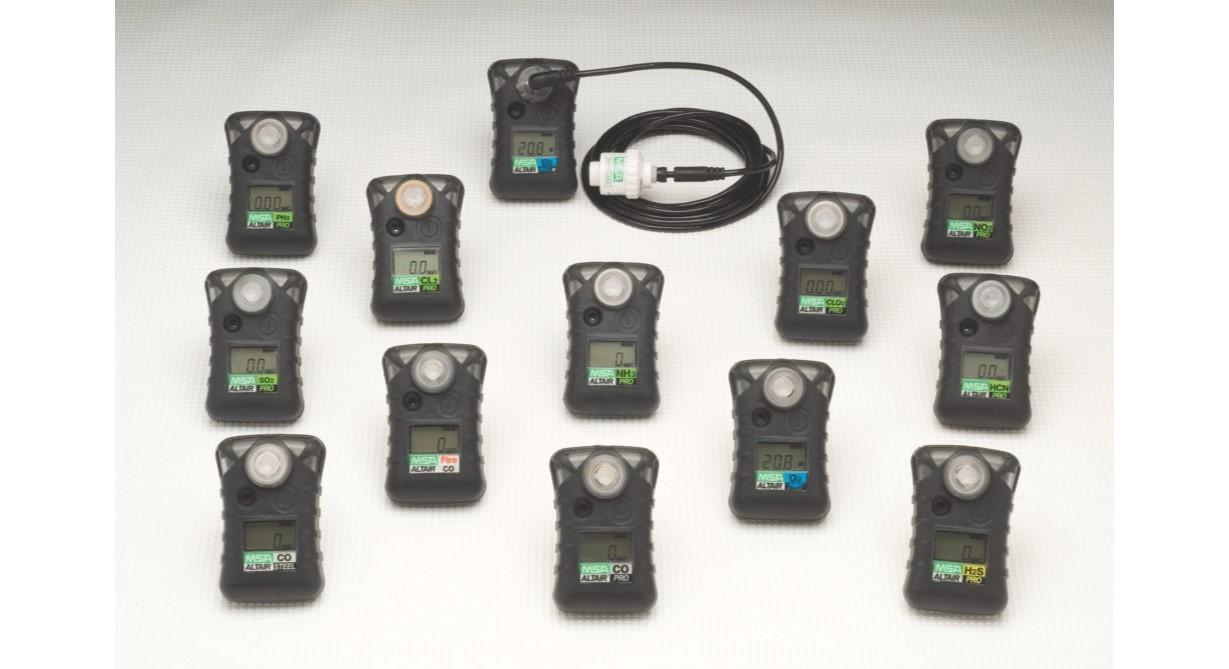 Detetor Gases ALTAIR 2X