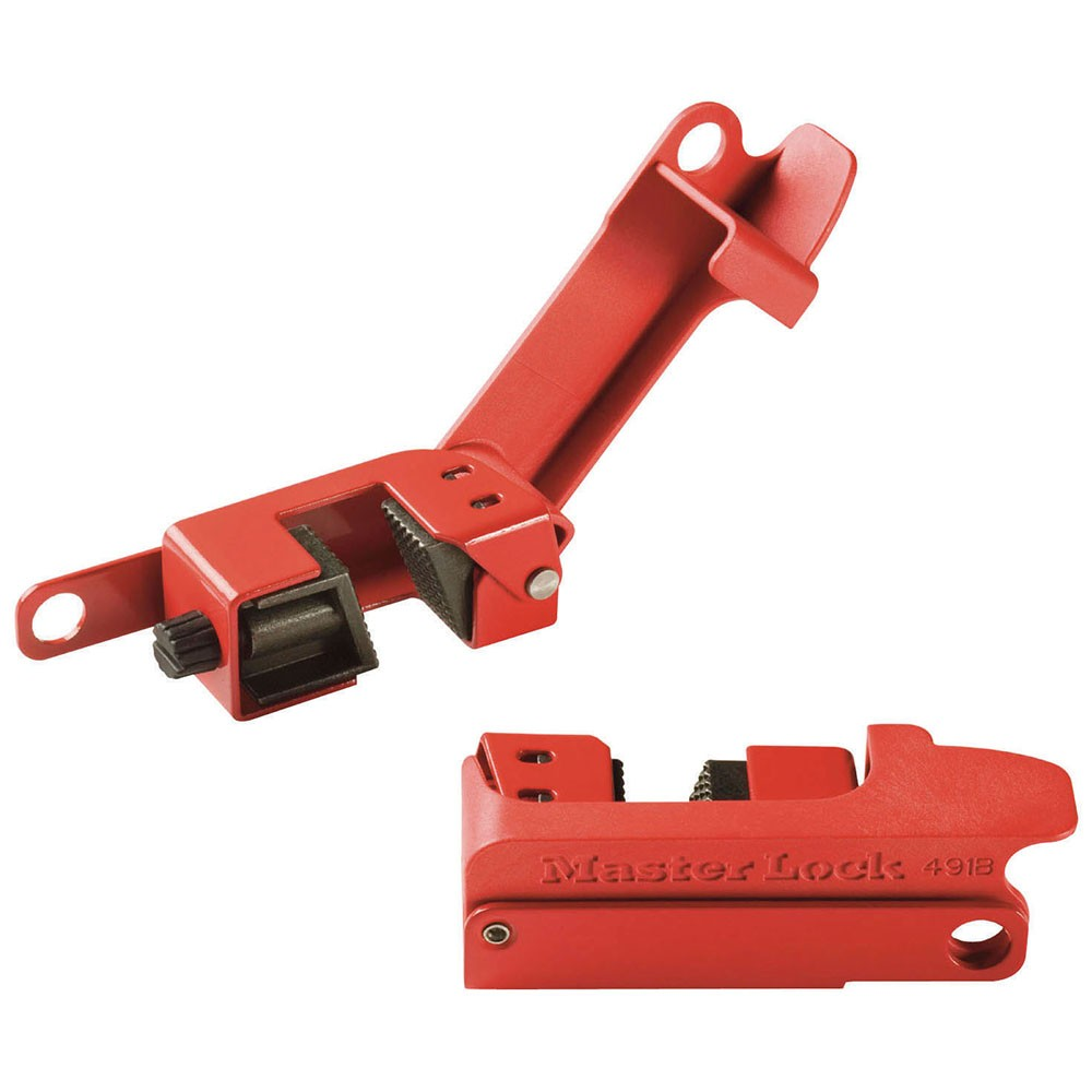 Bloqueadores Grip Tight para Disjuntores (Mod. 493B e 491B)