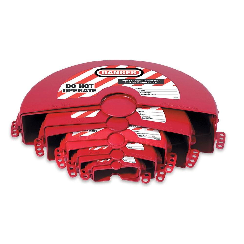 Bloqueadores Válvulas Porta Rotativa (Mod. 485)