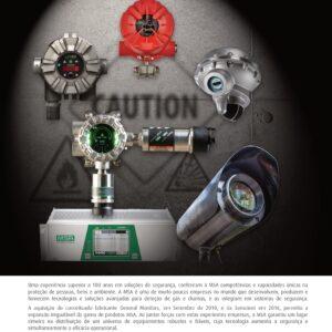 Catálogo Deteção Fixa de Gás & Chamas