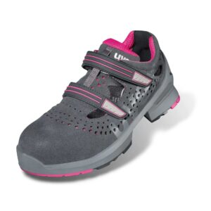 Sandálias S1 SRC ESD Uvex1 Ladies