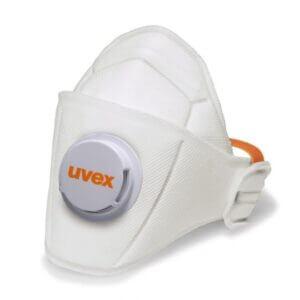 Semi-Máscara Uvex Silv-Air Premium Classe FFP2