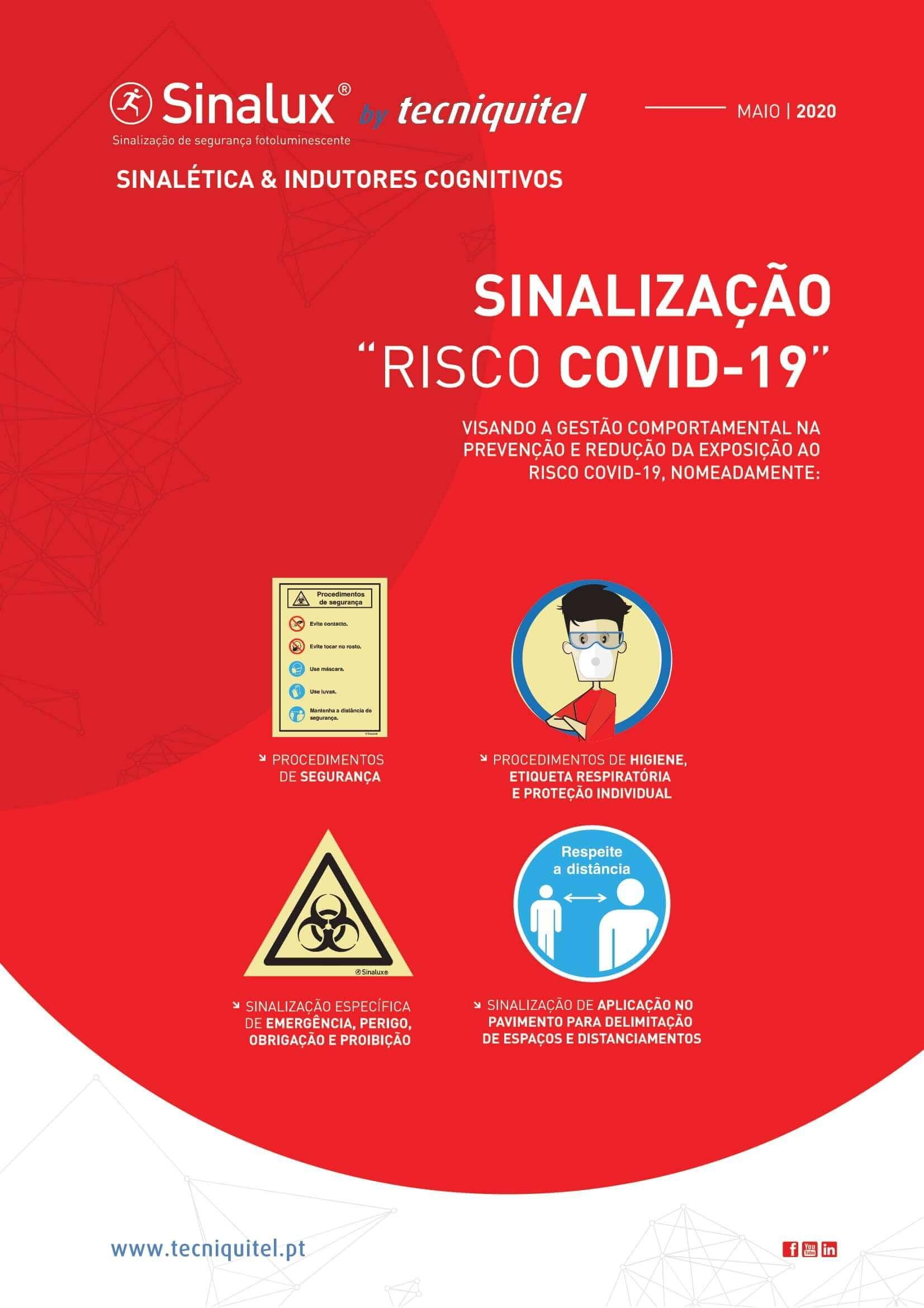 Catálogo Sinalização COVID-19