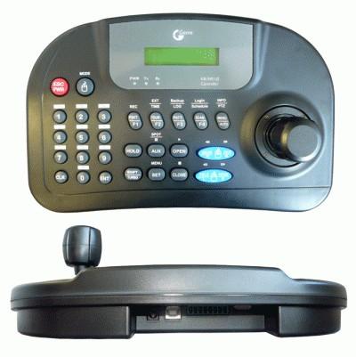 Controlador CCTV 3 Eixos KB-5451-JS